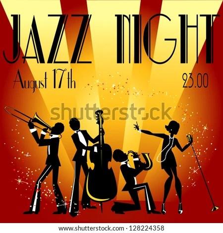 jazz stock royalty-free