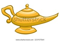 Genie Lamp Stock Images, Royalty-Free Images & Vectors ...