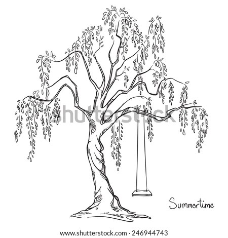 Tree Swing Stock Images, Royalty-Free Images & Vectors