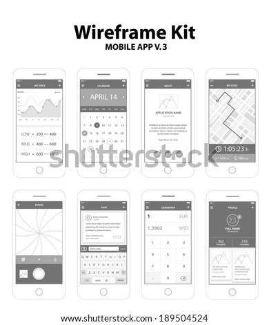 Wireframe Stock Images, Royalty-Free Images & Vectors