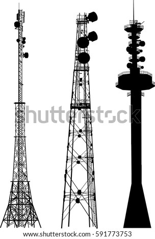 Antenna Stock Images, Royalty-Free Images & Vectors