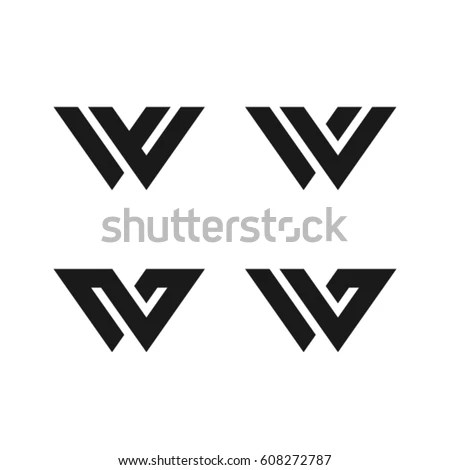 Letter W Stock Images, Royalty-Free Images & Vectors