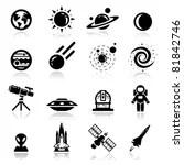 Outline Shuttle Space Nasa vector, free vector graphics