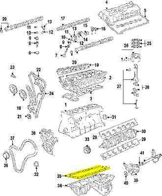 97 Bmw 328i Engine 97 Acura TL Engine Wiring Diagram ~ Odicis