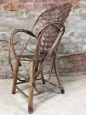 vintage bentwood chairs eddie bauer wooden high chair recall zeppy io with cane work rattan seat project