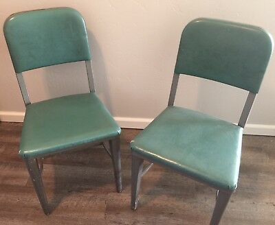 steelcase vintage chair covers liverpool zeppy io mid century padded desk chairs