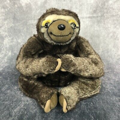 neal sofaworks teddy theodore alexander sofa reviews zeppy io the sloth sofology soft plush collectible cuddly toy retired 12
