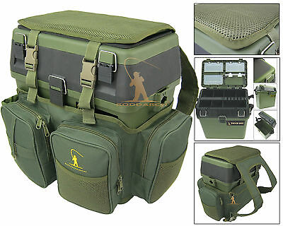 fishing roving chair shower with back and armrests seat boxes zeppy io box rucksack fly sea pack ruck sack roddarch