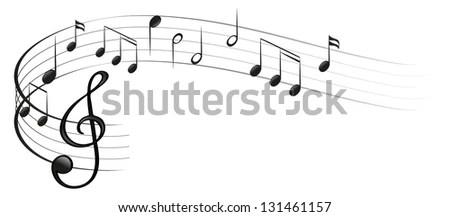 First Symbol On A Musical Staff Rhythm Symbol Wiring