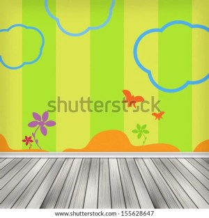 empty floor interior wood exhibition pattern shutterstock textured advertisement concept space project shapes colorful yellow