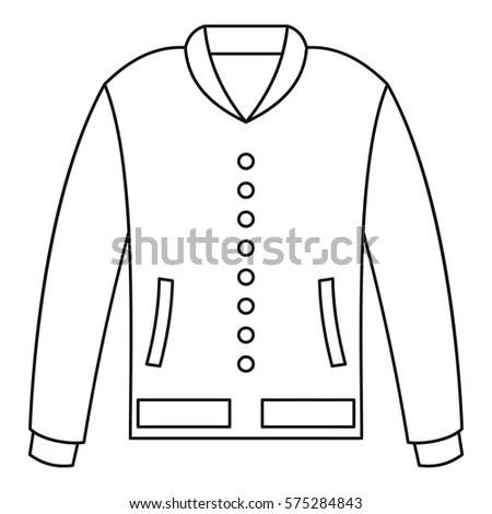 Woman Knitted Jersey Sweater Nordic Pattern Stock Vector