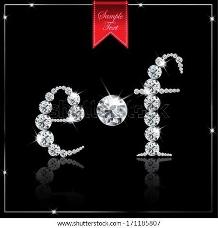 Diamond Abcab Stock Vector 166591676 Shutterstock