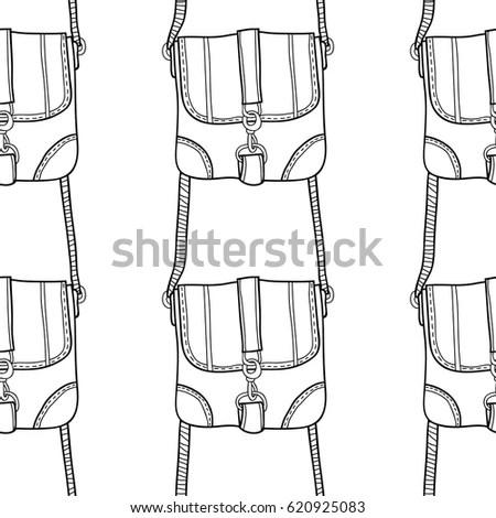 Army Bulletproof Vest Icon Cartoon Style Stock Vector