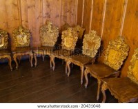 Castle Chairs Interior Royal Stock Photos, Castle Chairs ...