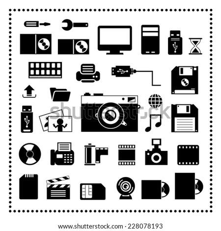 Electronic Connector Symbols Electronic Sensor Symbols