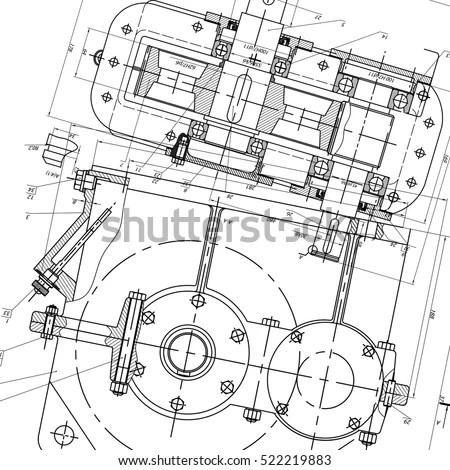 Mechanical Engineering Drawing Engineering Drawing