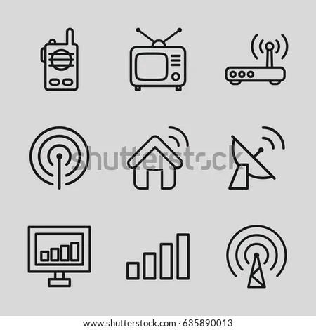 Wireless Router Antenna Wireless Tv Antenna Wiring Diagram