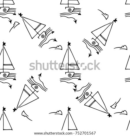 Geometry Math Theory Mathematical Formula Doodle Stock