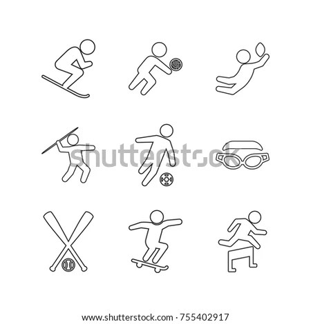 Oral Sex Positions Make Love Position Stock Vector