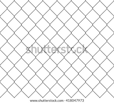 Stock Vector New Steel Mesh Metal Fence Seamless Structure Vector Illustration Eps No Transparency No on 2003 Chevy Venture Parts Diagram