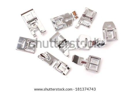 Bunch Cat5e Shielded Ethernet Connectors On Stock Photo