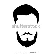 hipster detailed hair beards fashion
