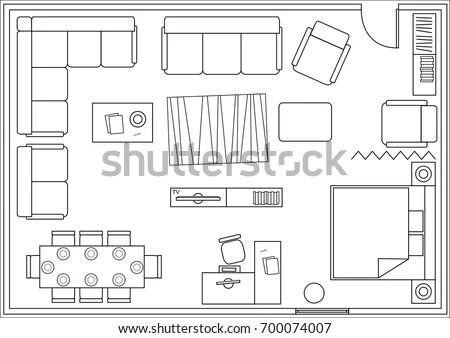 Floor Plan Symbols Kitchen Kitchen Planning Software