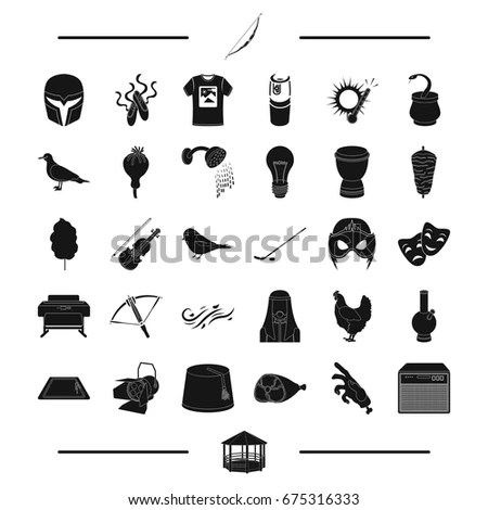 Simple Set Cleaning Related Vector Icons 스톡 벡터 188398871