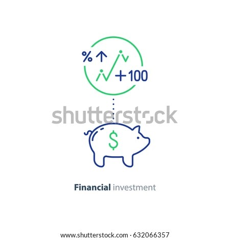 Financial Investment Strategy Management Concept Finance