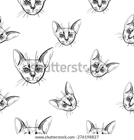 Forest Animals Vector Art Stock Vector 264515612