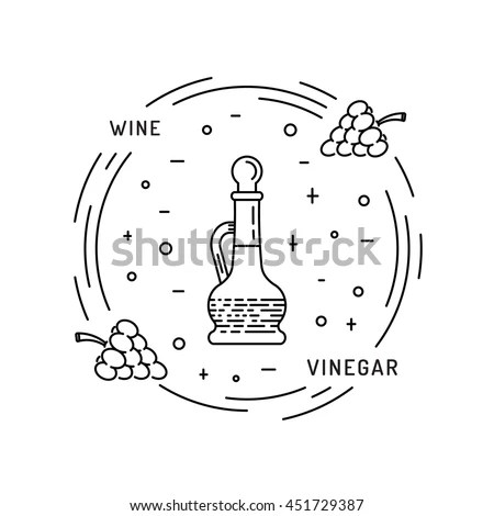 Expertise Tube Burner Experience Drawing By Stock Vector