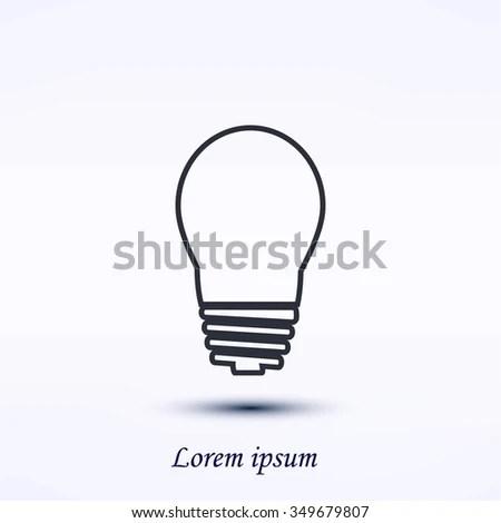 Led Lamp Symbol LED Electrical Symbol wiring diagram