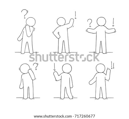 Aircraft Carrier Marshal Hand Signals Stock Vector