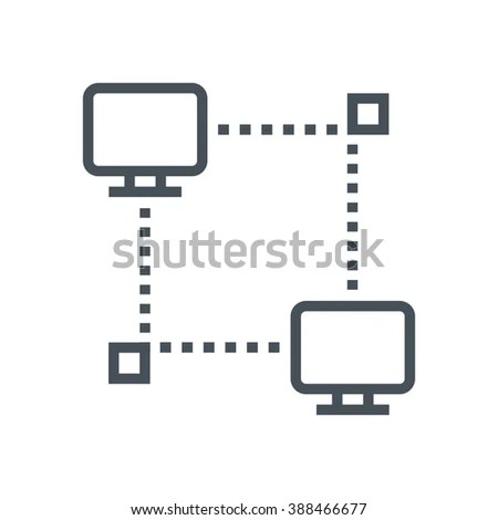 Abstract Background Charge Mobile Phones Usb Stock Vector