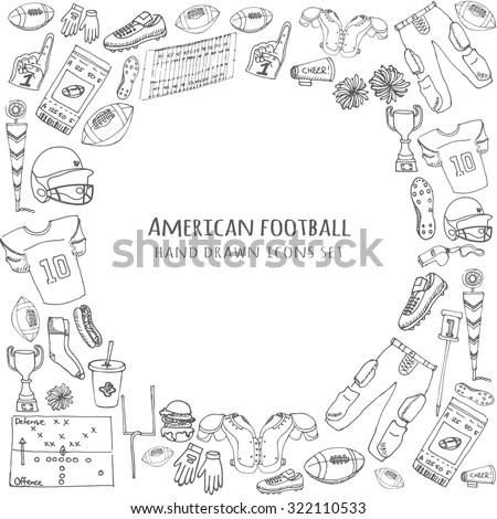 Health Care Medicine Doodle Background Vector Stock Vector