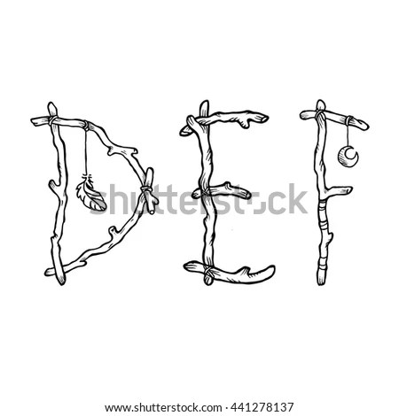 Man Climbing On Wall Outline Graphic Stock Vector
