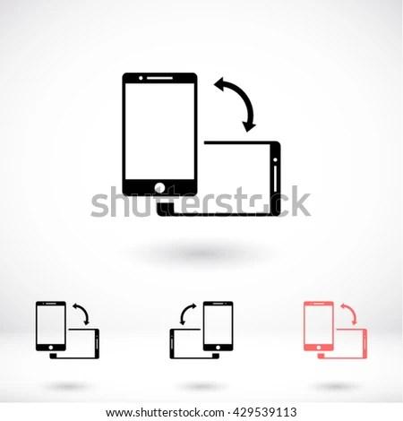 Repair Service Maintenance Mobile Smart Phone Stock Vector
