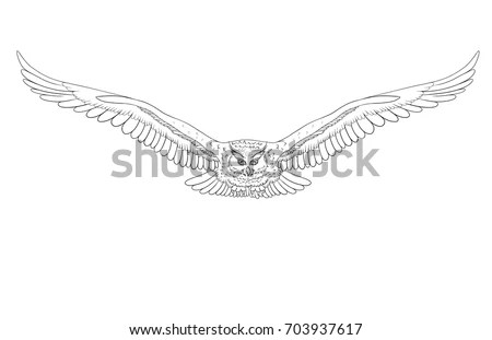 Steampunk Style Eagle Mechanical Bird Animal Stock