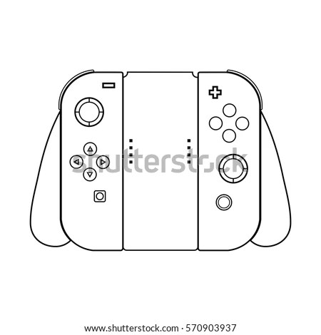 Xbox 360 Logo Drawing Sketch Coloring Page