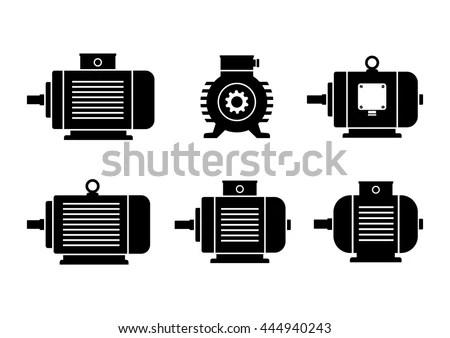 Dc Servo Motors Electric DC Motor With Encoder Wiring