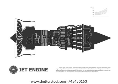Military Aircraft Images Fighter Jet Three Stock Vector