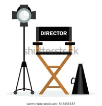 Movie Director Stock Vector 371297989 - Shutterstock