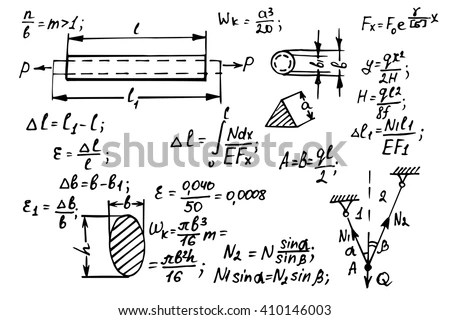 Electromanetism Electric Magnetic Law Theory Physics Stock