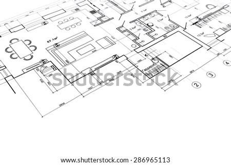 Architectural Project Architectural Plan Construction Plan