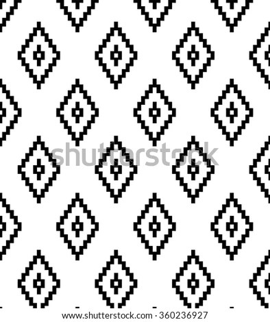 Traditional Knitting Pattern Ugly Sweater Vector Vectores