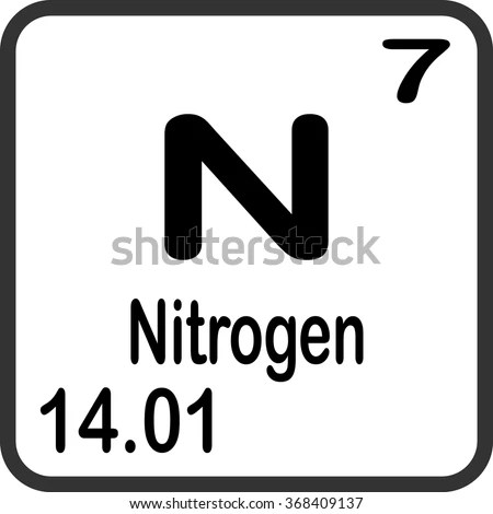 Periodic Table Element Sodium Stock Vector 466643615