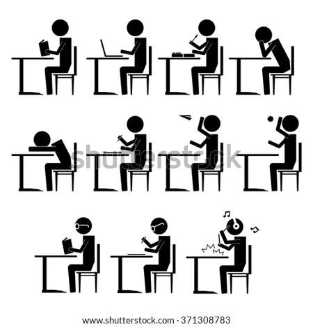 Office Chair Symbol Books Symbol Wiring Diagram ~ Odicis