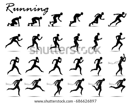 Greek Roman Wrestling Active Men Sport Stock Vector