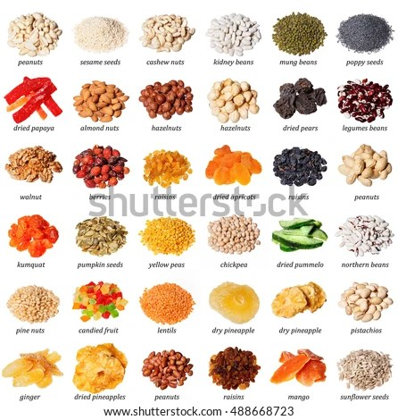 Collection Set Heap Spices Names Close Stock Photo 71156488  Shutterstock