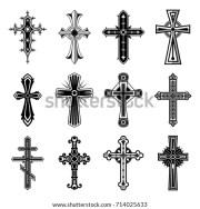 cross design vectores